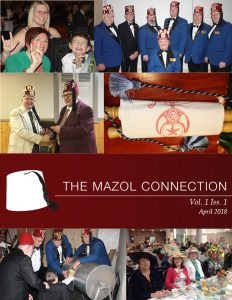 The Mazol Connection - Issue 1 - Volume 1 - Cover